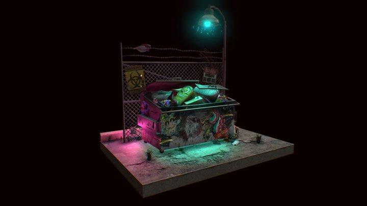 Asta's treasures 3D Model