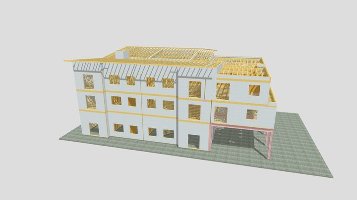 All Constructs 3D Model
