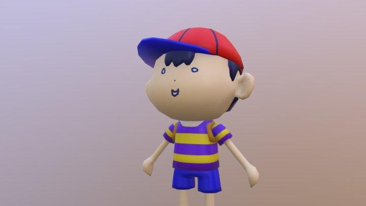 I am Nus 3D Model