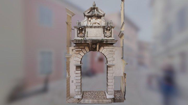 Balbi's Arch (Vektra d.o.o.) 3D Model