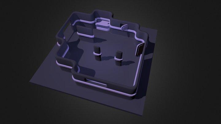 Modular levelkit 3D Model