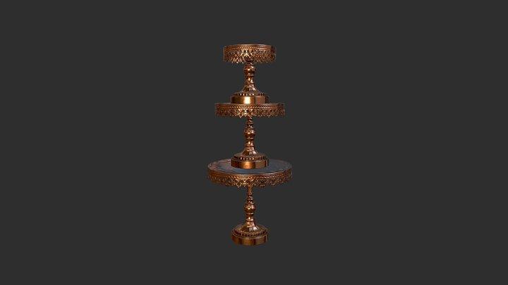 TEST VERTES 3D Model