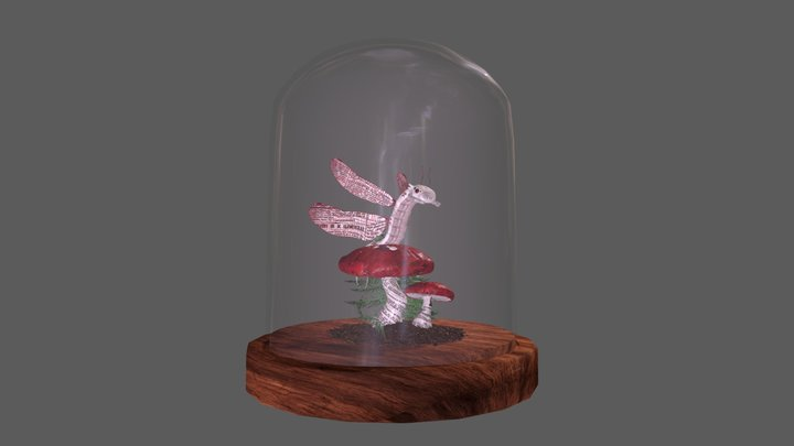 Hikebera 3D Model