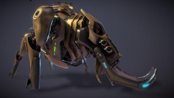 Terminator warthog 3D Model