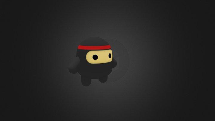 Lil Ninja 3D Model