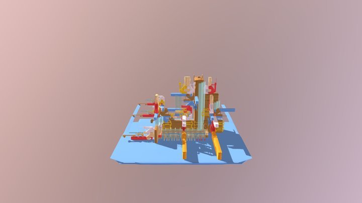 Just For Fun 02 3D Model