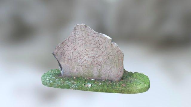 """Runestone """"U 935"""" 3D Model"""