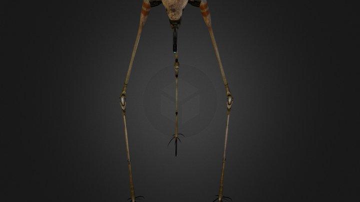 Strider.zip 3D Model