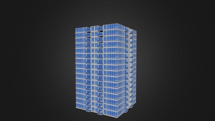 building detailed save4.blend 3D Model
