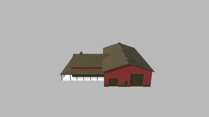 D Berry Concept 3D Model