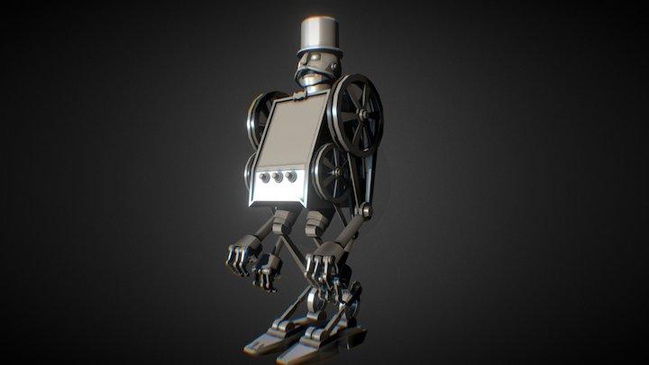 Robot_WIP 3D Model
