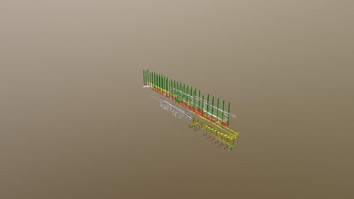 Modelo 3D Sector 3 3D Model