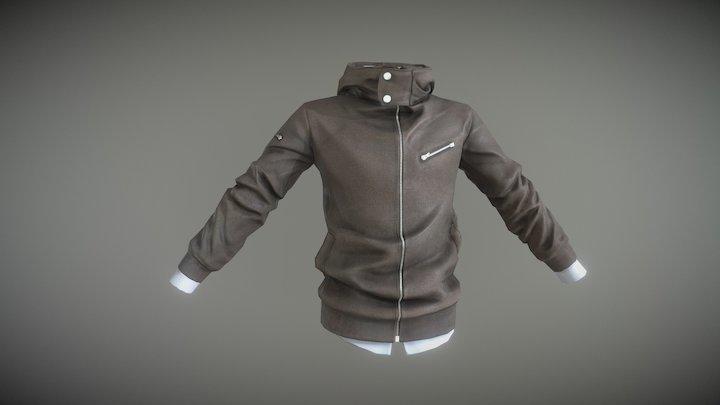 a Jacket 3D Model