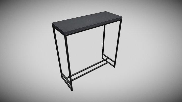 Tafel Hoog 3D Model