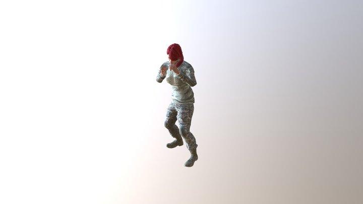 Boxing 3D Model