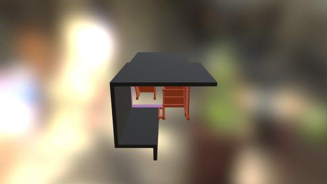 Ruben 3D Model