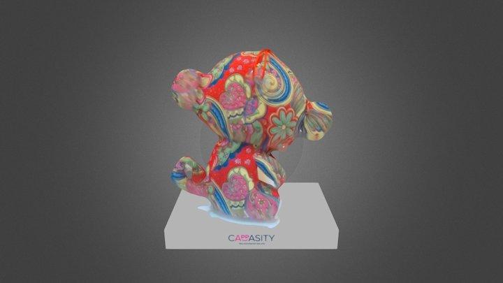 mk 3D Model