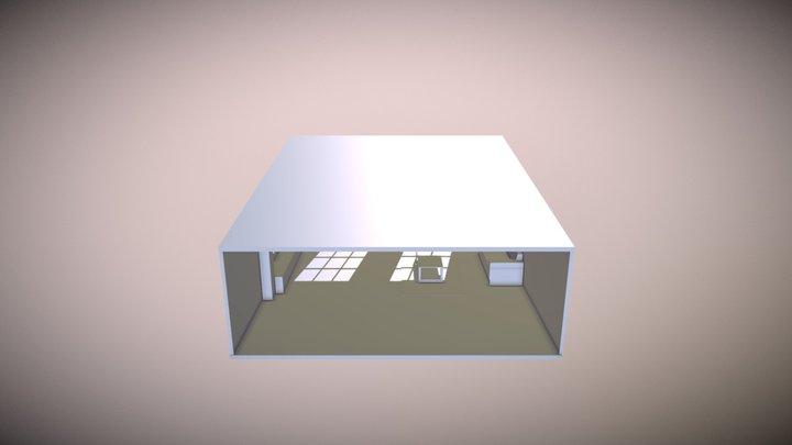 Modelling With Primitives 3D Model