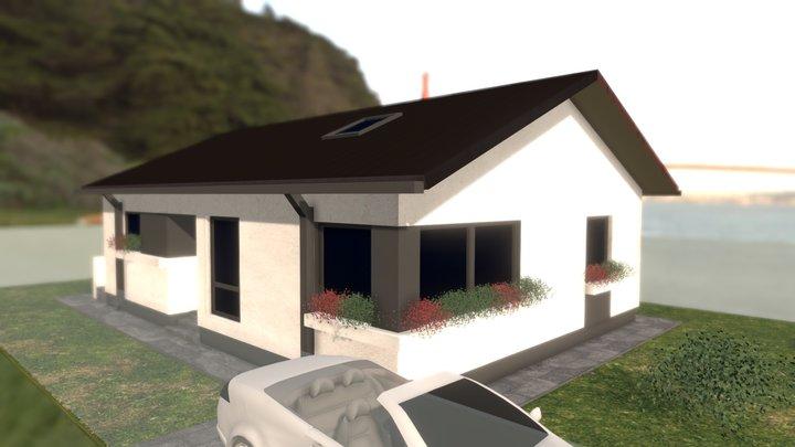 CASA CORNETU 3D Model