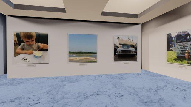 Instamuseum for @Newjorg 3D Model