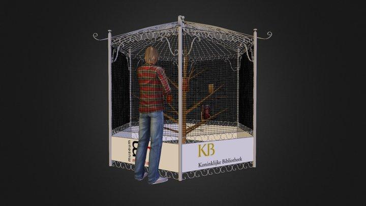 MM vogels 3D Model