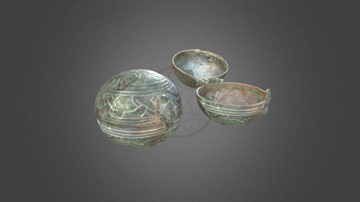 Sphere 1 3D Model