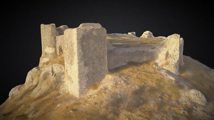 CASTILLO DE PÍÑAR (GRANADA) 3D Model