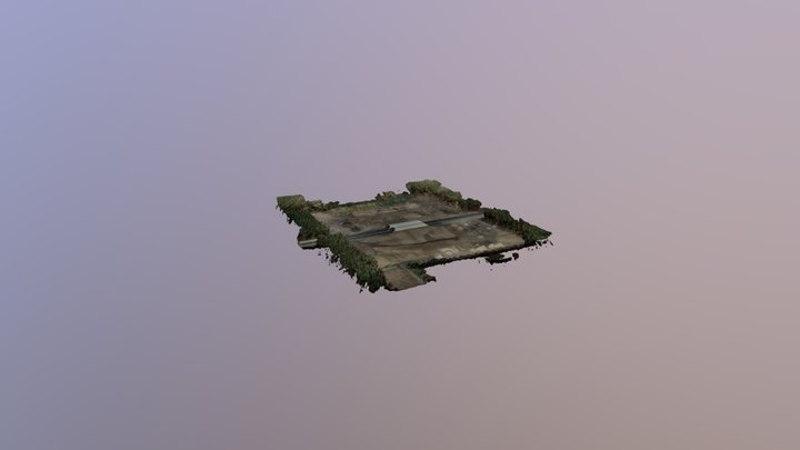 PE 3D Model