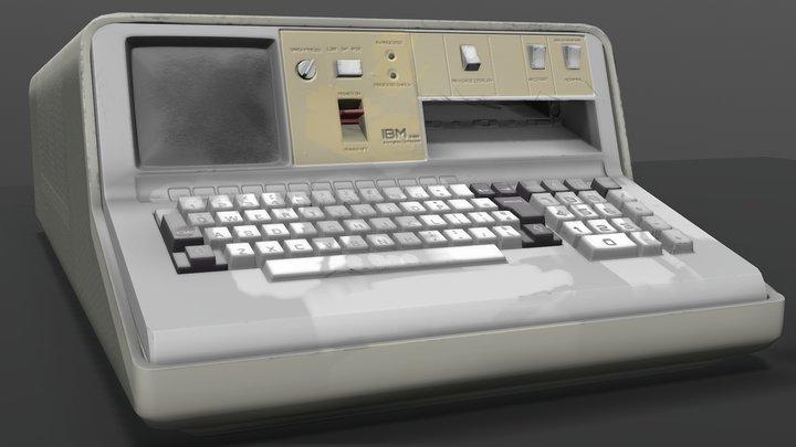 IBM 5100 3D Model