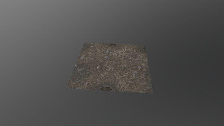 Dirt Material 3D Model