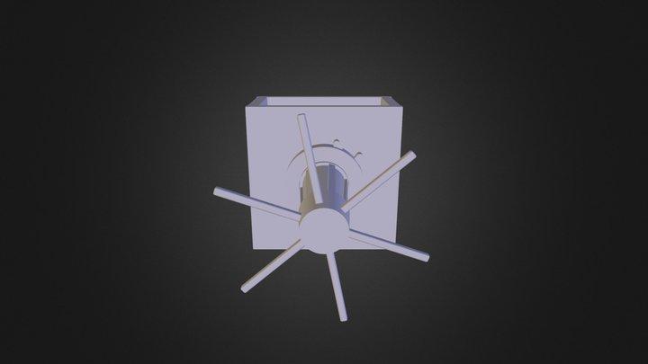 cabestan 3D Model