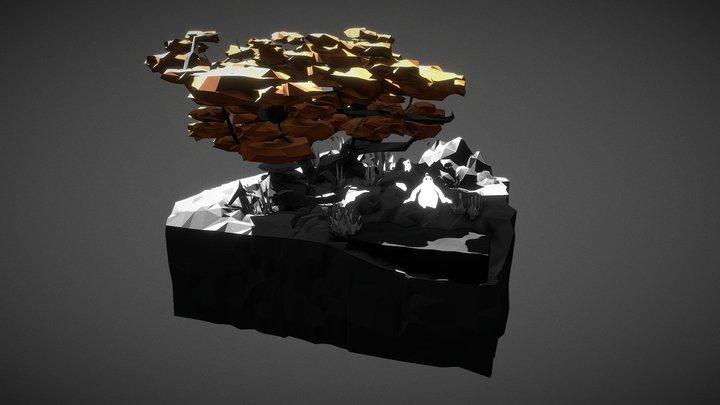 Shift Happens Challenge- Silent spirits 3D Model