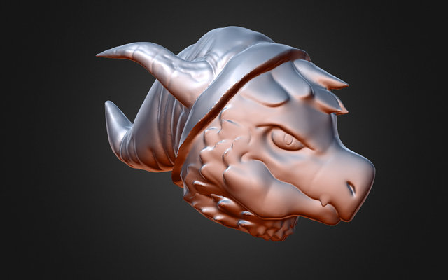 Shiloh 3D Model