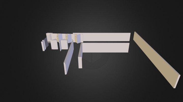 Welcome Corridor_for Paul.3ds 3D Model