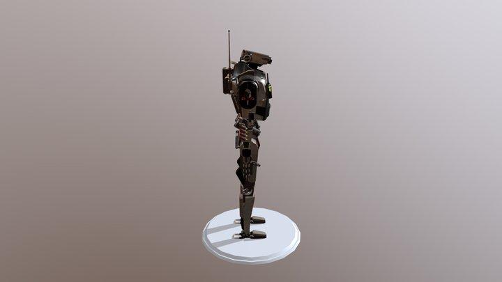 Poliza Unit Final 3D Model