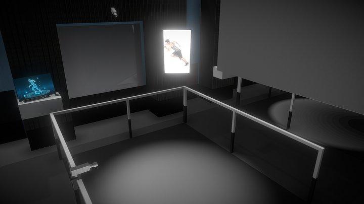 Nytt prosjekt 3D Model