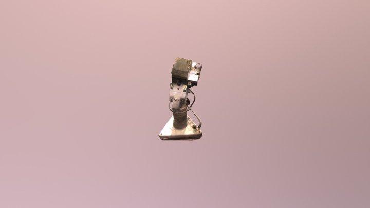 Experiment - Emitron Camera 3D Model