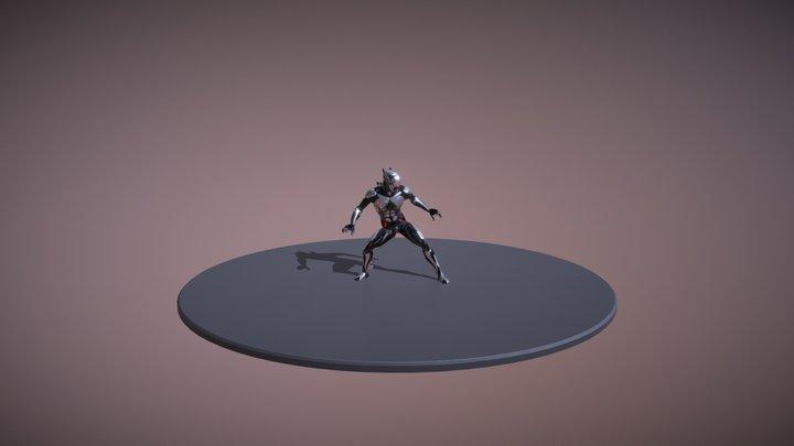 Combo01 3D Model