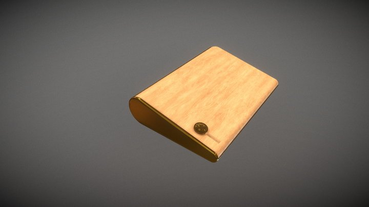 The Sewing Kit 3D Model