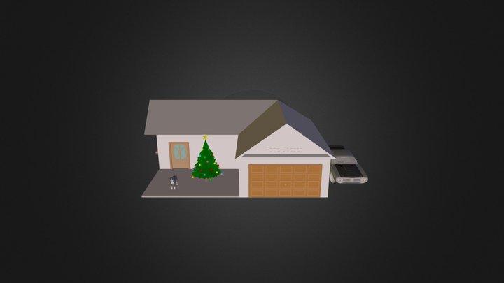 3dhouse 3D Model