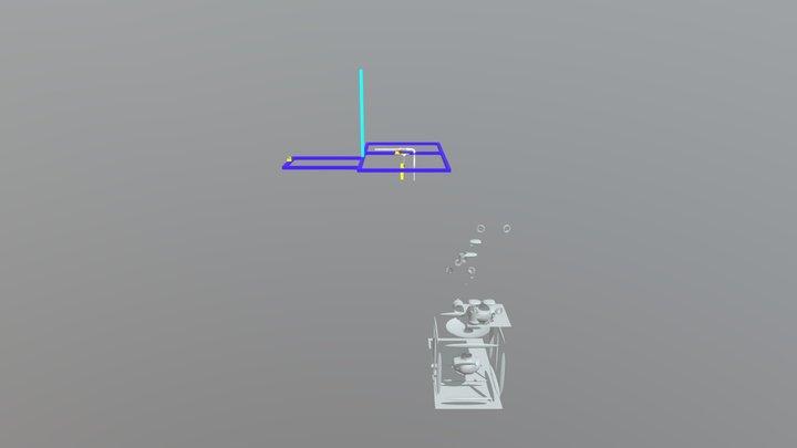 Autocad - Shortcut2 3D Model