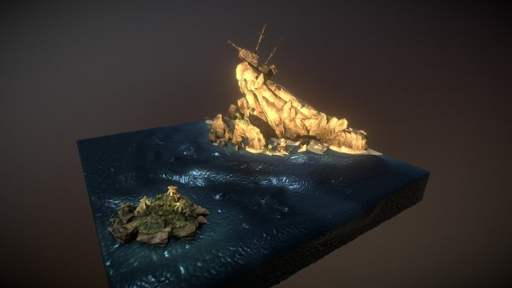 A pirates life for me! 3D Model