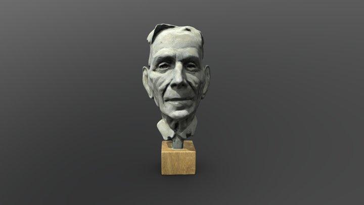 Harry Patch 3D Model