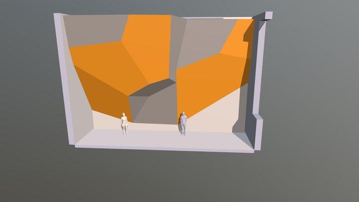 Скалодромы новосиб 3D Model