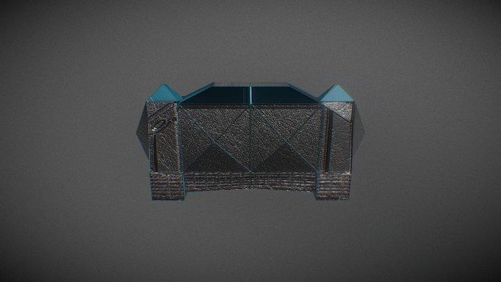 BARRICADE SC 3D Model