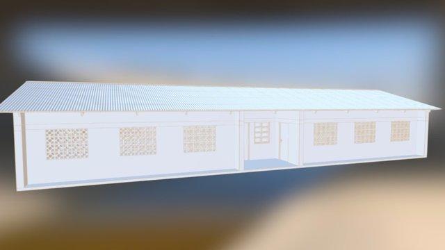 Malawi School 3D Model