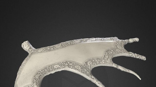Gewei 3D Model