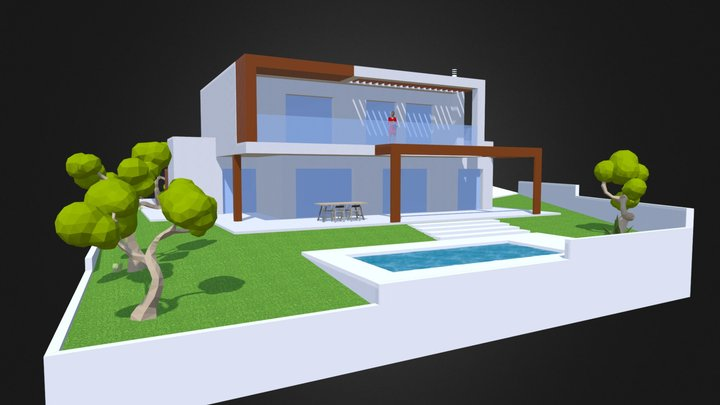 La Quinta Jose María Iborra V2 3D Model