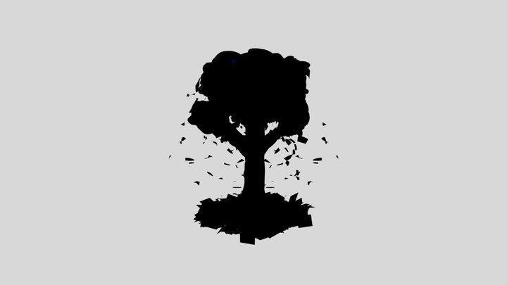 Tree Model 3D Model