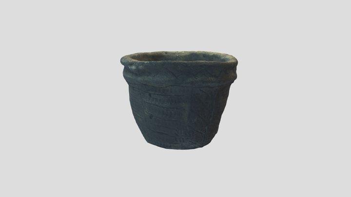 Bronze Age Pot 3D Model